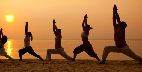 Top 10 Yoga Retreats In India